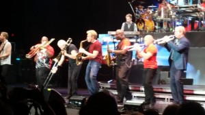 Concert Review: Earth, Wind and Fire/Chicago – Kansas City, Missouri