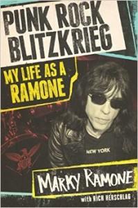"Book Review ""Punk Rock Blitzkrieg: My Life as a Ramone"""
