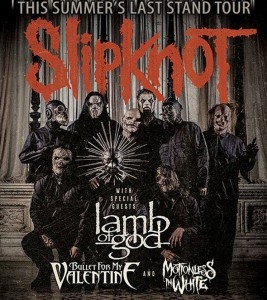 "Concert Review: Slipknot ""This Summer's Last Stand Tour"" Darien Center, NY"