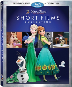 "Blu-ray Review ""Walt Disney Animation Studios Shorts Collection"""