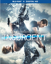 "Blu-ray Review ""The Divergent Series: Insurgent"""