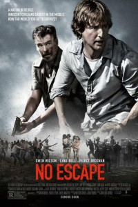 "Film Review ""No Escape"""