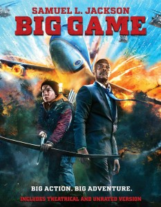 "Blu-ray Review ""Big Game"""
