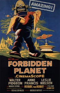 """Forbidden Planet"" to Invade Omaha"