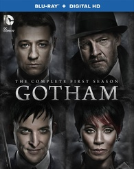 "Blu-ray Review ""Gotham: The Complete First Season"""