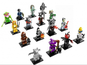 Product Feature: LEGO Halloween 2015 Monster Minifigures Collection