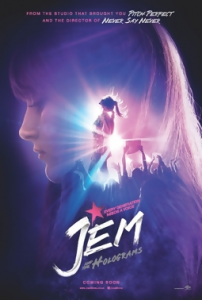 "Film Review ""Jem and the Holograms"""