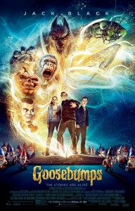 "Film Review ""Goosebumps"""