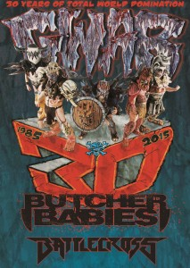 "Concert Review: GWAR ""30 Years of Tourment"" Rochester, NY"