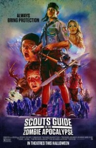 "Film Review ""Scouts Guide to the Apocalypse"""