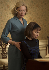 Director Todd Haynes and Stars Cate Blanchett and Rooney Mara Speak about 'Carol'