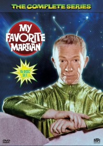 "DVD Review ""My Favorite Martian: The Complete Series"""