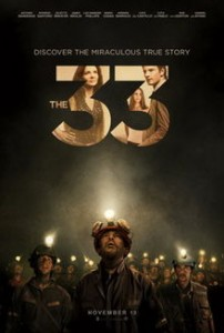 "Film Review ""The 33"""