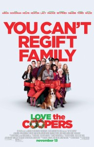 "Film Review ""Love the Coopers"""