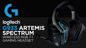 Product Review: Logitech G933 Artemis Spectrum Wireless Gaming Headset