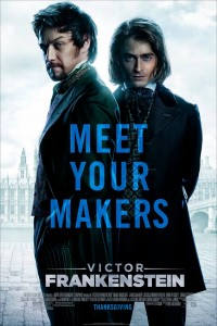 "Film Review ""Victor Frankenstein"""