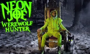 "Creator & Stars of Adult Swim's ""Neon Joe: Werewolf Hunter"" Speak at NYCC"