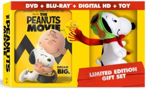 """The Peanuts Movie"" Arrives on Digital HD February 12, Collector's Edition Blu-ray & DVD March 8, 2016"