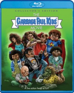 "Blu-ray Review ""The Garbage Pail Kids Movie"" Collector's Edition"