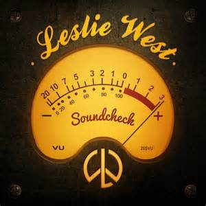 "CD Review: Leslie West ""Soundcheck"""