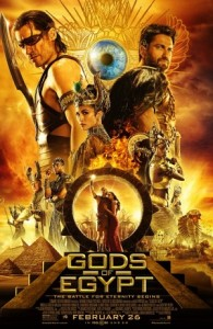 "Film Review ""Gods of Egypt"""