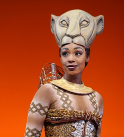 "Chantel Riley Talks About Broadway's ""The Lion King"" and Her Role in the New Film ""Race"""