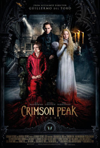 "Blu-ray Review: ""Crimson Peak"""