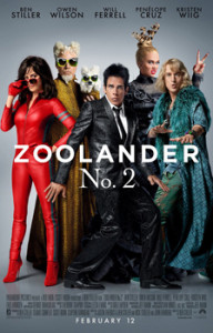 "Film Review ""Zoolander 2"""