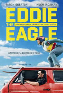 "Film Review ""Eddie The Eagle"""