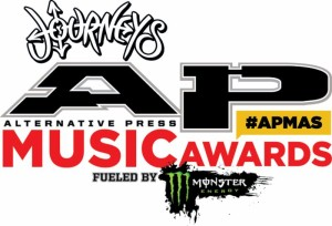 The Journeys Alternative Press Music Awards Fueled by Monster Energy Announces 2016 Award Show Categories & Nominees