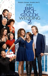 "Film Review ""My Big Fat Greek Wedding 2"""