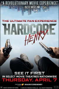"Tickets on Sale Now for ""Hardcore Henry: The Ultimate Fan Experience"" in Select U.S. Cinemas"