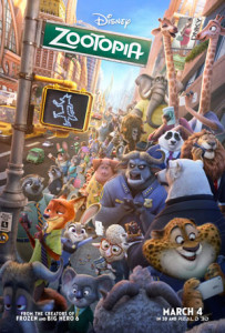 "Film Review ""Zootopia"""
