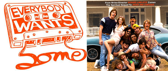 "Sitting down with ""Everybody Wants Some!!"" stars J. Quinton Johnson, Glen Powell and Wyatt Russell"