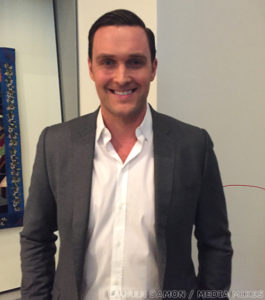 "Owain Yeoman on the New Season of ""Turn: Washington's Spies"""
