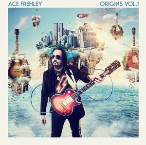 "CD Review: Ace Frehley ""Origins Vol. 1"""