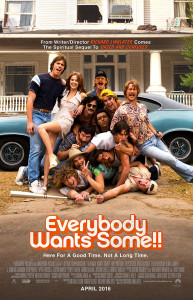 "Win Passes to the Kansas City premiere of Richard Linklater's ""Everybody Wants Some"""