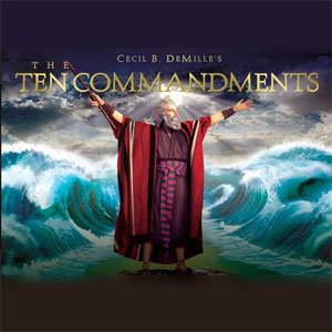 """The Ten Commandments"" to Be Unveiled in Omaha"