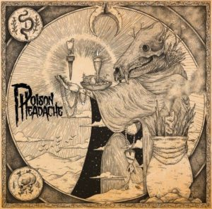 "Album Review: Poison Headache ""Poison Headache"""