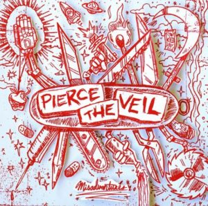 "Album Review: Pierce the Veil ""Misadventures"""