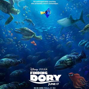 "Film Review: ""Finding Dory"""
