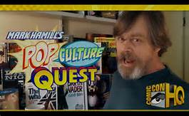 Mark Hamill's Pop Culture Quest Set For Fall 2016