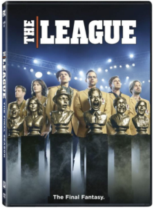 "DVD Review ""The League: Final Fantasy"""