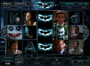 Movies theme online casino games
