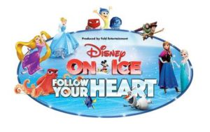 Disney On Ice presents Follow Your Heart Featuring Disney•Pixar's Record-Breaking Animated Hit Finding Dory and Inside Out Heads to Orlando