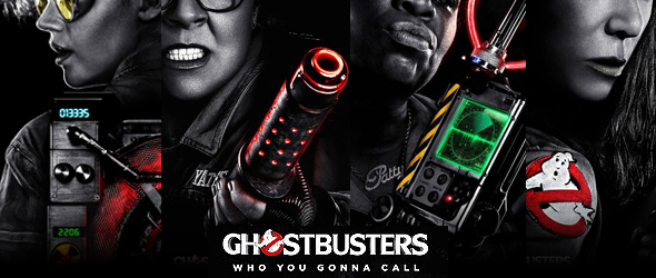 """Film Review: """"Ghostbusters"""""""