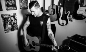 Teenage Bottlerocket's Ray Carlisle talks about being out on Warped Tour 2016