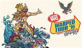 Concert Review: Vans Warped Tour 2016, Syracuse, NY