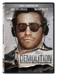 "DVD Review ""Demolition"""