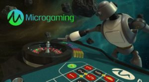 Microgaming Showcases VR Roulette Game